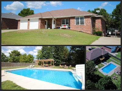 Jefferson City Single Family Home For Sale: 7000 Spring Park Drive