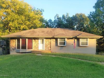 Jefferson City MO Single Family Home For Sale: $119,000