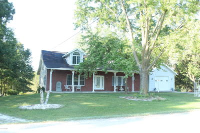 New Bloomfield MO Single Family Home For Sale: $192,500