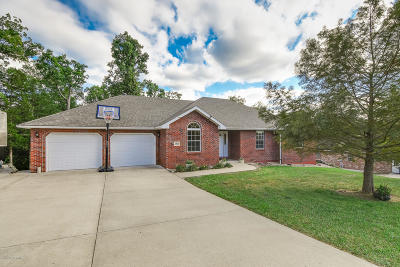 Jefferson City Single Family Home For Sale: 1919 Grand Point Court