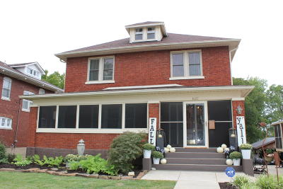 Jefferson City Single Family Home For Sale: 1627 W Main Street
