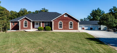 New Bloomfield Single Family Home For Sale: 3269 Arrowhead Drive