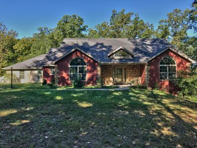 Single Family Home For Sale: 55656 Five Oaks Road