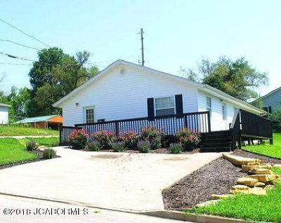Single Family Home For Sale: 402 W Chestnut Street