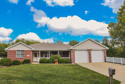 Jefferson City Single Family Home For Sale: 322 Timber Creek Drive