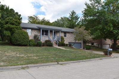 Single Family Home For Sale: 518 Crest Drive