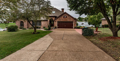 Jefferson City Single Family Home For Sale: 2826 Foxdale Drive