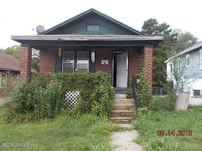 Jefferson City Single Family Home For Sale: 300 Vista Road