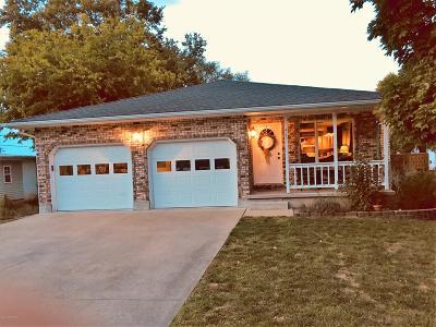 Single Family Home For Sale: 425 E Morgan Street