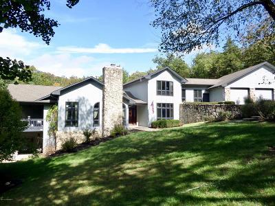 Jefferson City Single Family Home For Sale: 2420 Zion Road