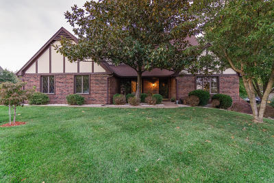 Jefferson City Single Family Home For Sale: 2930 Valley View Terrace