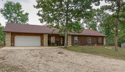 Single Family Home For Sale: 3224 Landing Creek Road