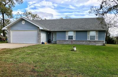 Osage County Single Family Home For Sale: 836 County Road 508
