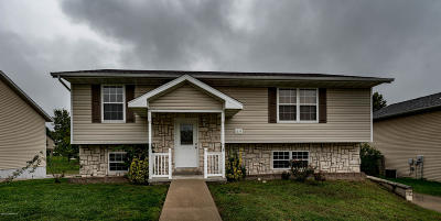 Jefferson City Single Family Home For Sale: 1619 Amanda Drive