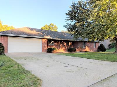 Jefferson City Single Family Home For Sale: 1001 Bannister Drive
