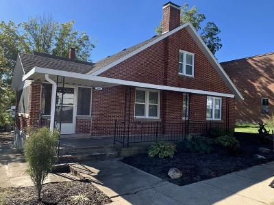 Centertown Single Family Home For Sale: 11809 Main Street