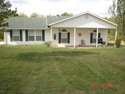 Single Family Home For Sale: 37212 W Route Hh