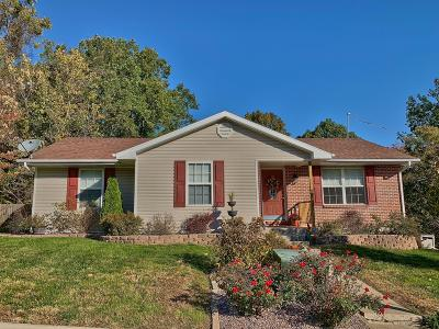 Holts Summit MO Single Family Home For Sale: $154,900