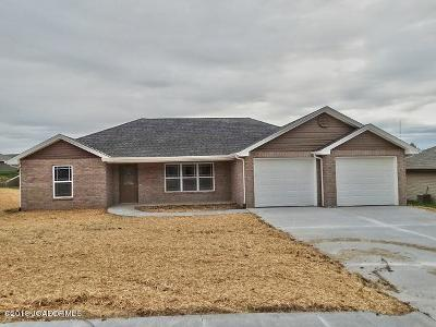 Holts Summit Single Family Home For Sale: 300 Davis Drive