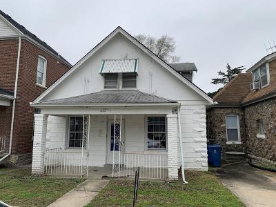 Jefferson City Single Family Home For Sale: 622 School Street