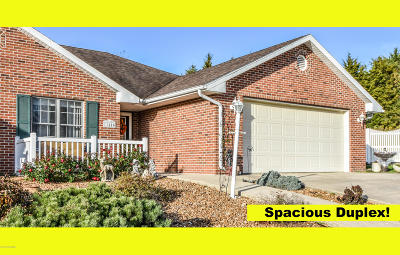 Centertown Single Family Home For Sale: 11416 Shangri La Court