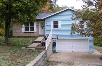 Holts Summit Single Family Home For Sale: 1615 Oak View Drive