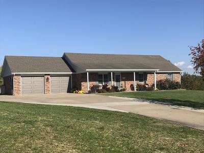 Single Family Home For Sale: 3411 Shamrock Road