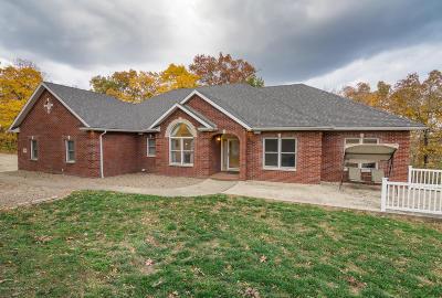 Jefferson City Single Family Home For Sale: 5816 Tanner Bridge Road