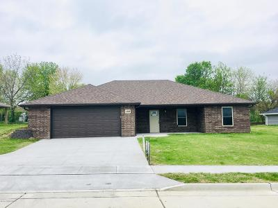 Single Family Home For Sale: 1389 Southwinds Drive