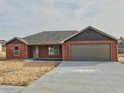 Holts Summit Single Family Home For Sale: 310 Davis Drive