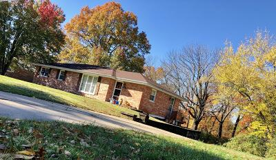 Jefferson City Single Family Home For Sale: 246 Eastwood Drive