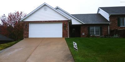 Single Family Home Active With Contingency: 4015 Terra Bella Drive