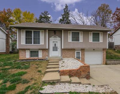 Jefferson City MO Single Family Home For Sale: $89,500