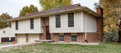 Jefferson City MO Single Family Home For Sale: $129,900