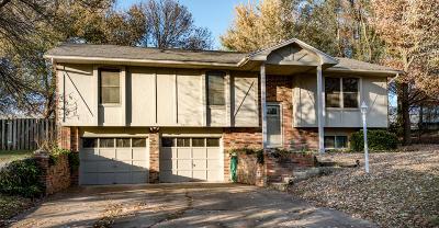 Jefferson City MO Single Family Home For Sale: $142,500
