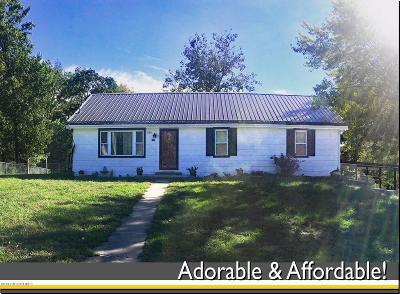 Jefferson City MO Single Family Home For Sale: $114,900
