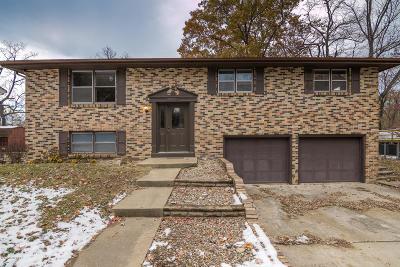 Jefferson City MO Single Family Home For Sale: $118,500