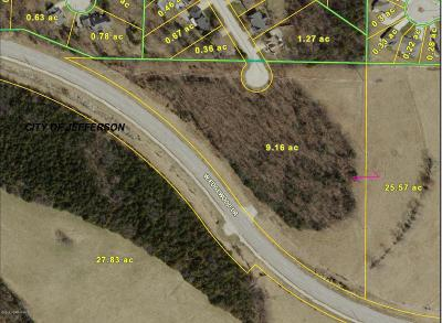 Residential Lots & Land For Sale: 3820 W Edgewood Drive