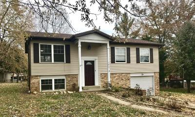 Jefferson City MO Single Family Home For Sale: $97,500