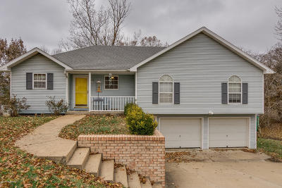 Jefferson City Single Family Home For Sale: 743 Jay Or Drive