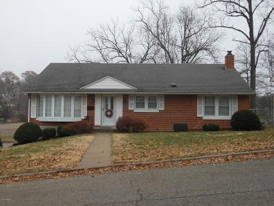Single Family Home For Sale: 603 Nelson Drive
