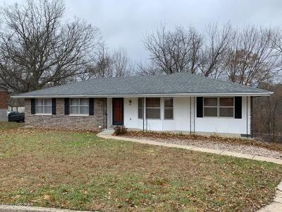 Jefferson City MO Single Family Home For Sale: $119,900