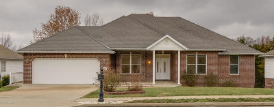 Jefferson City MO Single Family Home For Sale: $247,500