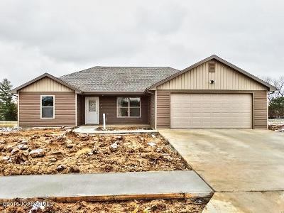 Ashland, Columbia, Hartsburg, Fulton, Holts Summit, New Bloomfield, Centertown, Eugene, Jefferson City, Russellville, Wardsville Single Family Home For Sale: 1200 Addalynn Drive