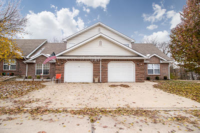 Jefferson City Multi Family Home For Sale: 3400 N 10 Mile Drive #A-J