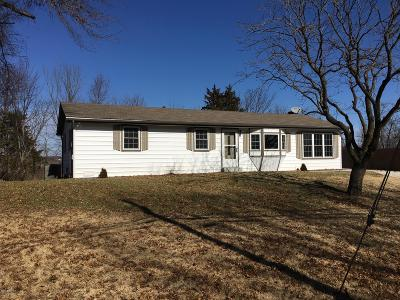 Ashland, Columbia, Hartsburg, Fulton, Holts Summit, New Bloomfield, Centertown, Eugene, Jefferson City, Russellville, Wardsville Single Family Home For Sale: 3034 Frog Hollow Road