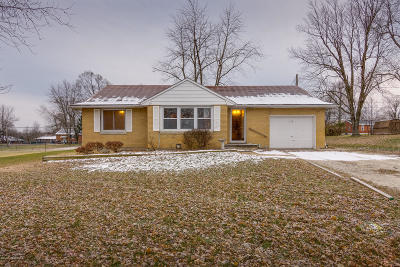 Holts Summit Single Family Home For Sale: 153 Lorene Street