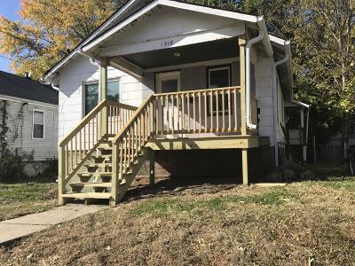 Jefferson City MO Single Family Home For Sale: $49,500