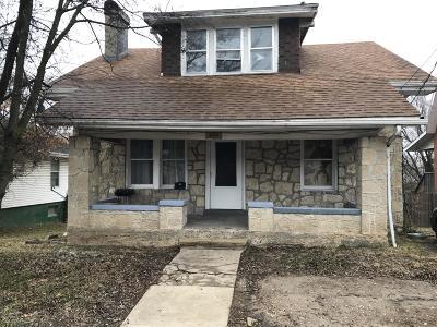 Jefferson City Single Family Home For Sale: 416 Cherry Street