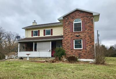 Osage County Single Family Home For Sale: 1597 Mo-133